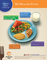 My Healthy Plate Handout