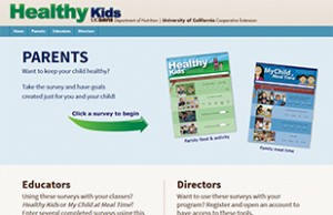 healthykids_website